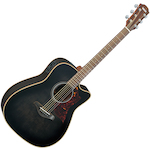 Yamaha A1R  Acoustic Electric Handcrafted, Rosewood Back and Sides A1RTBL