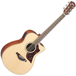 Yamaha Acoustic Electric Handcrafted, Mahogany Back and Sides AC1M