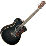 Yamaha Acoustic Electric Handcrafted, Rosewood Back and Sides AC1RTBL