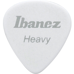 Ibanez Guitar Pick Celluloid, 1.0mm Heavy, White ACE161HWH