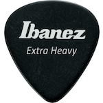 Ibanez Guitar Pick Celluloid, 1.2mm Extra Heavy, Black ACE161XBK