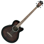 Ibanez Acoustic Bass, Dark Violin Sunburst AEB10EDVS