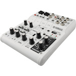 Yamaha 6 Channel Mixer USB Interface AG06