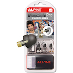 Alpine ALPMUSICSAFE B Music Safe Pro Ear Plugs, Black ALPMUSICSAFEB