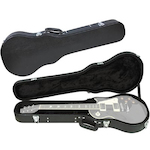 Ashton Electric Guitar Case Round  Style APCLP