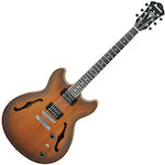 Ibanez AS53 Artcore Semi Hollow Tobacco Flat AS53TF