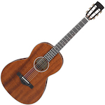 Ibanez Solid Top Parlour Acoustic Guitar AVN9OPN