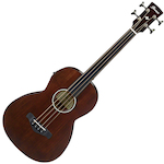 Ibanez Acoustic Parlour Fretless Bass Solid Top AVNB1FEBV