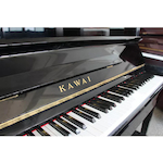 Japanese Kawai	BS-20 Upright Second Hand Piano 1756213 BS20PESH6
