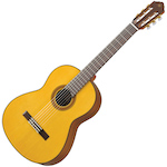 Yamaha Intermediate Solid Top Classical Guitar CG162S