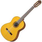 Yamaha Intermediate Solid Top Classical Guitar CG162S