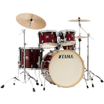 Tama Superstar Classic CL52KS 5-piece Shell Pack with Snare Drum - Gloss Garnet Lacebark Pine CL52KSPGGP