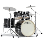 Tama Superstar Classic Transparent Black CL52KSTPB