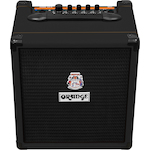 Orange CRUSHBASS25  Amp Combo Bass Crush 25W Black CRUSHBASS25BLK