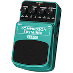Behringer Pedal Compressor Sustainer CS400
