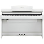 Yamaha CSP170 Digital Piano With White Bench CSP170WH