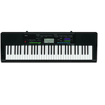 Casio Keyboard 61 Note Touch Response CTK3400SK
