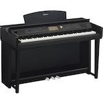 Yamaha Clavinova Digital Piano, Black Walnut CVP705B