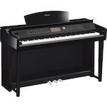 Yamaha Clavinova Digital Piano, Polished Ebony CVP705PE