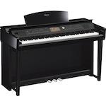 Yamaha Clavinova Digital Piano, Polished Ebony CVP705PE