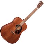 Martin Acoustic Guitar 15 Series Dreadnought Size w/Case D15M