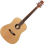 Ashton Solid Top Acoustic Guitar D20SNT