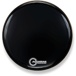 Aquarian Regulator 22 inch Bass Drum Head DAARF22BK