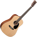 Martin Acoustic Electric Guitar  Road w/Case DRS2