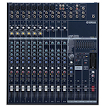 Yamaha Powered Mixer, 500w, 14 Channel EMX5014C