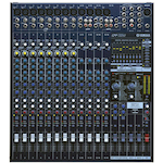 Yamaha EMX5016CF Powered Mixer, 500w, 16 Channel EMX5016CF