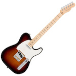 Fender American 011-3062-700 Professional Telecaster Electric Guitar 3 Color Sunburst With Case FEN0113062700