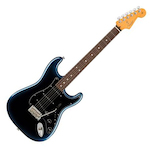 Fender American Professional II Stratocaster Electric Guitar, Rosewood Fingerboard, Dark Night FEN0113900761