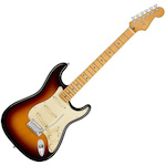 Fender American 011-8012-712 Ultra Stratocaster Electric Guitar Ultraburst FEN0118012712