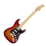 Fender Player Series 014-4552-531 Stratocaster Electric Guitar Plus Top Cherry Burst FEN0144552531