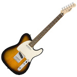 Fender Squier 037-0045-532 Bullet Telecaster Electric Guitar Brown Sunburst FEN0370045532
