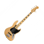 Fender Squier Classic Vibe 70s Jazz Bass Guitar V 5-string Natural - 0374550521 FEN0374550521