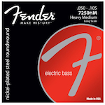 Fender 7250HM Bass Strings 50-105 FEN0737250408