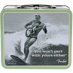 Fender Lunchbox - You Won't Part With Yours Either FEN0992018001