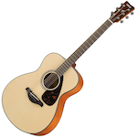 Yamaha 7/8 Acoustic Solid Top FS800NT
