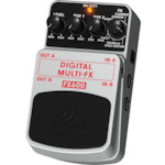 Behringer Pedal Digital Stereo Multi-Effects FX600