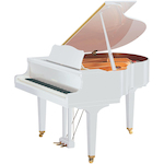 Yamaha Grand Piano White GB1KPWH