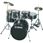 Yamaha Gig Maker Drum Kit GM2F5BL