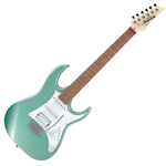 Ibanez GRX40 Metallic Light Green Electric Guitar GRX40MGN