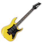 Ibanez GRX55B Electric Guitar Electric Vivid Yellow GRX55BYE