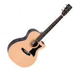 Sigma Guitar Acoustic Electric GTCE