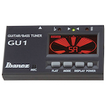 Ibanez Automatic Guitar and Bass Tuner GU1