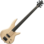 Ibanez GWB1005 Gary Willis Bass 5 String, Natural GWB1005NTF