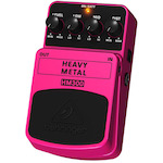 Behringer Pedal Heavy Metal Distortion HM300