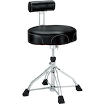 Tama 1st Chair Ergo Rider with Back Rest HT741B