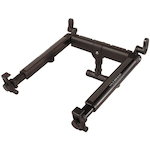 Ultimate Support Laptop DJ Stand Desktop or Mic Stand HYM100QR